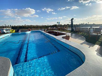 Ms. Zeina Nile Cruise - Arab Travel Agency